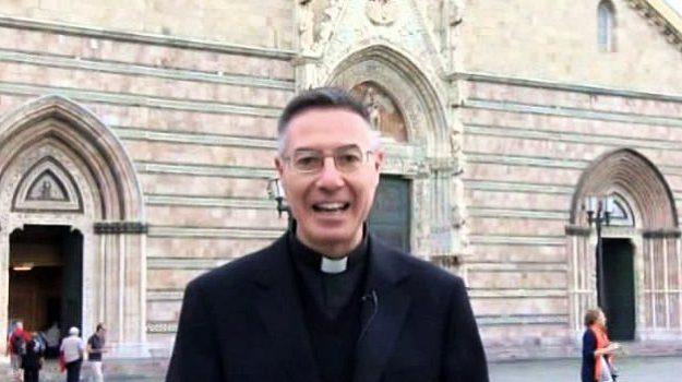 diocesi messina, vescovo ausiliario palermo, Cesare Di Pietro, Papa Francesco, Messina, Cronaca