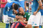 Sconfitta a Napoli: così è retrocesso il Crotone, la delusione della città