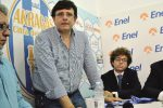 L'avvocato Enzo Caponnetto, legale del club e socio di minoranza dell'Akragas