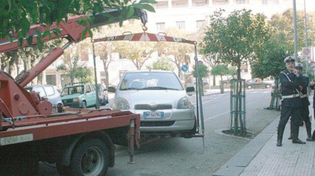 carro attrezzi multa porto empedocle, Agrigento, Cronaca