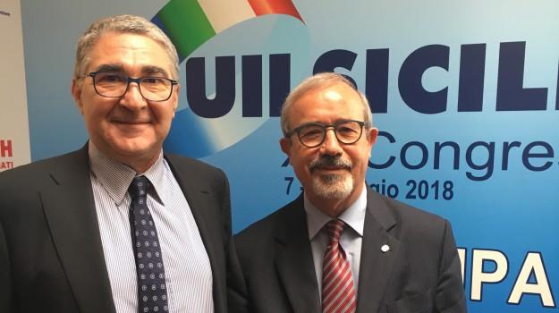 uil sicilia, claudio barone, Sicilia, Economia