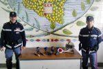 Contatori e tubi di rame rubati a Palermo, un arresto alla Guadagna