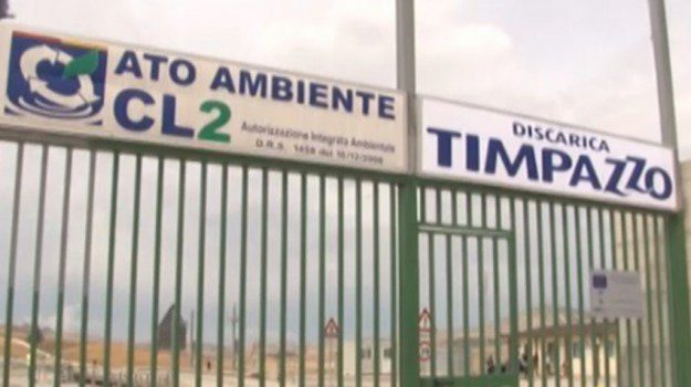 chiusura discarica gela, emergenza rifiuti gela, Caltanissetta, Cronaca