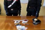 Trovati in possesso di un etto di hashish, arrestati due giovani di Menfi