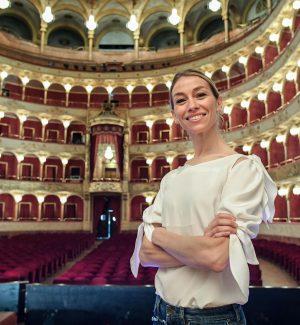 Eleonora Abbagnato di nuovo nei panni dell'eroina Manon: un titolo che amo molto