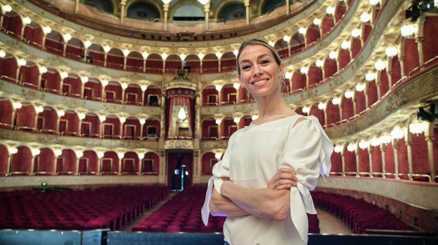 ballerina abbagnato teatro, Eleonora Abbagnato, Sicilia, Cultura