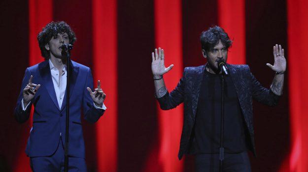 eurovision song contest, Ermal Meta, Fabrizio Moro, Sicilia, Cultura