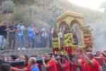 Religione e folklore insieme, festa a Calatabiano per san Filippo Siriaco: le foto