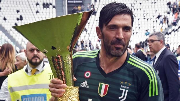 Juventus, Gianluigi Buffon, Sicilia, Calcio