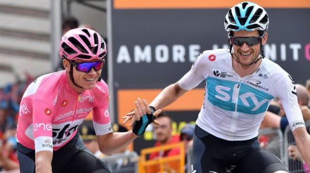 Giro d'Italia 2018, Chris Froome, Tom Dumoulin, Sicilia, Sport
