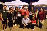Auto, gara fra ciechi alla guida: vincono i siciliani