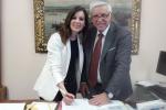 Mariella Quinci e Giovanni Bavetta