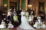 Harry e Meghan in posa con la Royal Family: diffusi i primi scatti ufficiali dal matrimonio