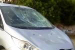 Mascalucia, danneggia l'auto del nuovo compagno dell'ex moglie: arrestato
