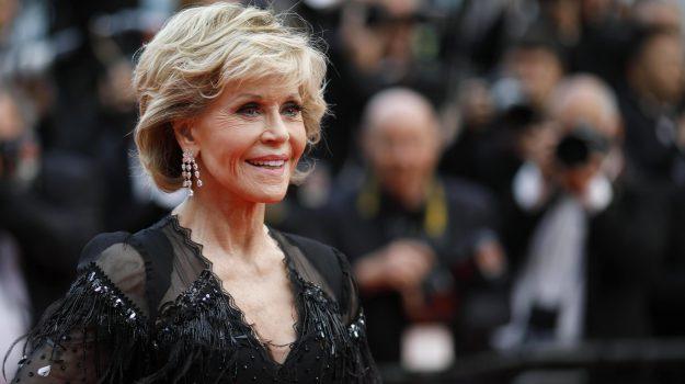 moda, Jane Fonda, Sicilia, Società
