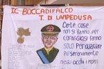Falcone e Borsellino, l'omaggio del quartiere Passo di Rigano a Palermo