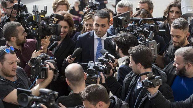 governo di tregua, m5s, nuovo governo, Luigi Di Maio, Sicilia, Politica