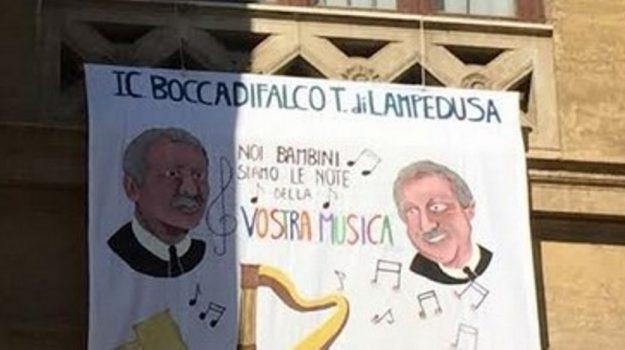 strage di capaci, Palermo, Società