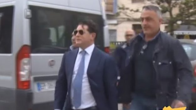 Arresto Montante, l'imprenditore nisseno dai domiciliari al carcere
