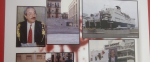 Palermo ricorda Falcone, le immagini della mostra allestita in un condominio