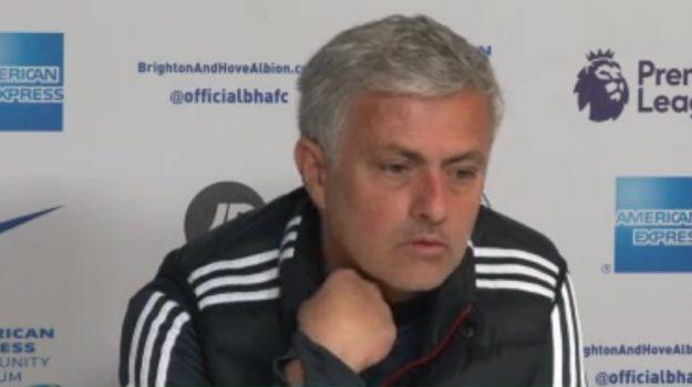 Manchester United, mourinho esonerato, Josè Mourinho, Sicilia, Sport