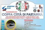 Automobilismo, al via la 25esima edizione della Coppa Città di Partanna