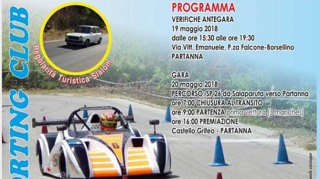 coppa città di Partanna, Trapani, Sport