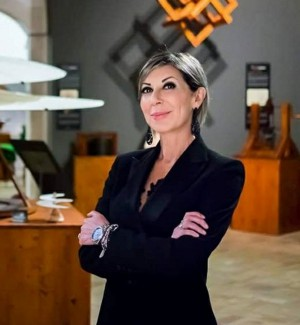Maria Gabriella Capizzi, responsabile del Museo Leonardo da Vinci e Archimede di Siracusa