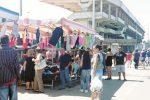 Caltanissetta, controlli al mercato di Pian del Lago: sequestrata merce contraffatta