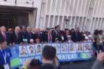 Giunge a Palermo la nave della legalità, la parola ai giovani