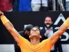 Tennis, infinito Nadal: per l'ottava volta vince gli Internazionali di Roma, tornerà numero uno