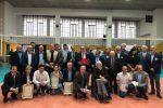 Catania, intitolato a Luciano Abramo il Palazzetto dello sport di piazza Spedini