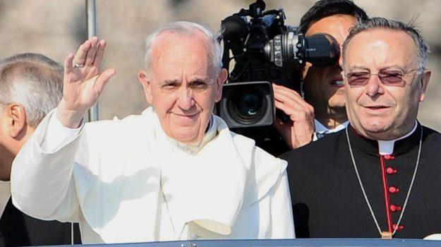 papa francesco a palermo, Benedetto XVI, giovanni paolo ii, Padre Pino Puglisi, Papa Benedetto XVI, Papa Francesco, Sicilia, Cronaca