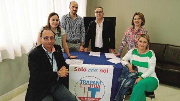 Elezioni a Trapani, Giacomo Tranchida, Trapani, Politica