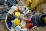 Rifiuti abbandonati in spiaggia, Legambiente lancia sos: ce ne sono quattro per ogni passo fatto