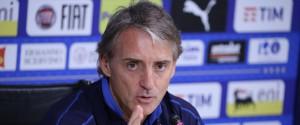 """L'Italia saluta il 2018 contro gli usa, Mancini: """"La strada è quella giusta"""""""