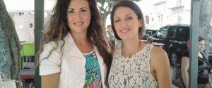 Rossella Carlino e Anna Alba