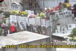 Traffico di sepolture a San Martino delle Scale