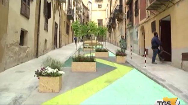 Rinasce a Palermo la salita Raffadali