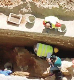 Scavi a Marsala, riportata alla luce una tomba antica