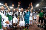 Serie A, la Juventus vince il settimo scudetto di fila: le immagini della festa bianconera