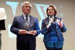 """Tajani riceve il premio """"Rocco Chinnici"""" a Piazza Armerina: """"La mafia è una minoranza destinata a perdere"""""""