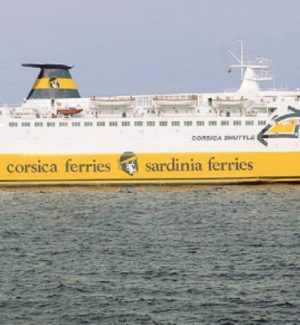 Traghetto Corsica Marina II a Pantelleria