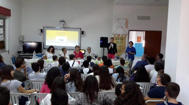 progetto la tratta degli esseri umani Tusa, Messina, Cultura