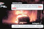 Auto incendiata a Garozzo, tra gli obiettivi c'era anche il vice sindaco di Siracusa