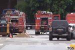 Fuga di gas, panico in via Polibio a Palermo