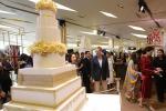 Nozze reali: da Perugia a Bangkok è wedding cake mania