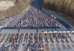 Autostrade:via libera al telepedaggio europeo dopo ok dal Pe