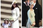 Kate e Pippa Middleton alle nozze di Harry e Meghan