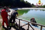Santa Lucia del Mela, un uomo annega in un laghetto artificiale